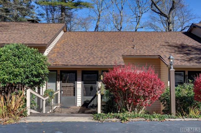 203 Highlands Mountain Club Drive #203, Highlands, NC 28741 (MLS #89968) :: Berkshire Hathaway HomeServices Meadows Mountain Realty