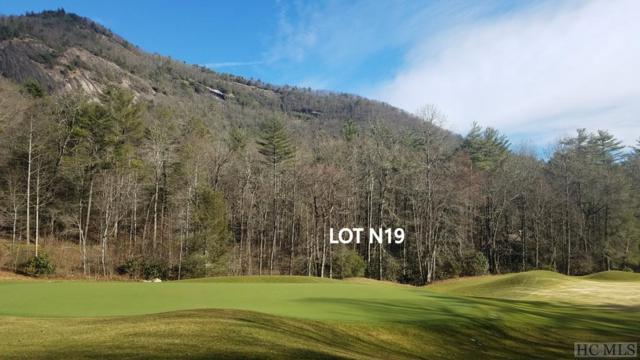 Lot N19 Foxfire Road, Cashiers, NC 28717 (MLS #89973) :: Berkshire Hathaway HomeServices Meadows Mountain Realty
