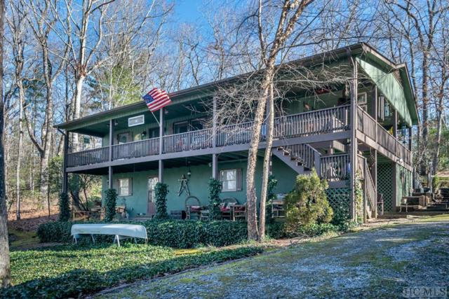 87 Cherokee Circle, Lake Toxaway, NC 28747 (MLS #89989) :: Berkshire Hathaway HomeServices Meadows Mountain Realty