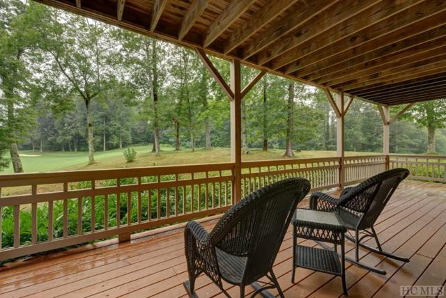 133 Cart Path, Cullowhee, NC 28723 (MLS #89992) :: Berkshire Hathaway HomeServices Meadows Mountain Realty