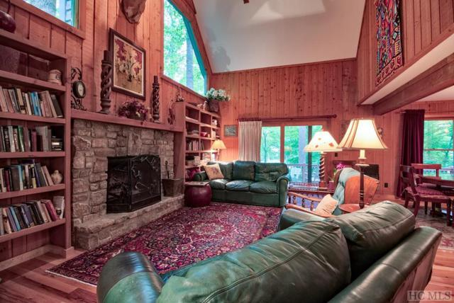 23 Tennis Court Drive, Cashiers, NC 28717 (MLS #89998) :: Lake Toxaway Realty Co
