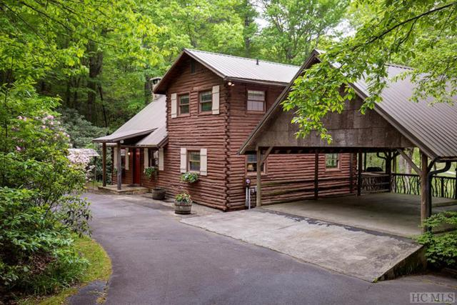 360 Cherokee Trace, Lake Toxaway, NC 28747 (MLS #90008) :: Berkshire Hathaway HomeServices Meadows Mountain Realty