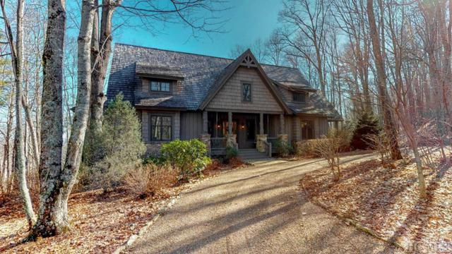 125 Piney Knob Trail, Cullowhee, NC 28723 (MLS #90014) :: Berkshire Hathaway HomeServices Meadows Mountain Realty
