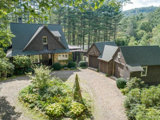 1286 Dillard Road, Highlands, NC 28741 (MLS #90021) :: Berkshire Hathaway HomeServices Meadows Mountain Realty
