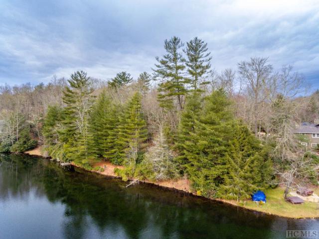 Lot 27 Pheasant Run, Highlands, NC 28741 (MLS #90027) :: Berkshire Hathaway HomeServices Meadows Mountain Realty
