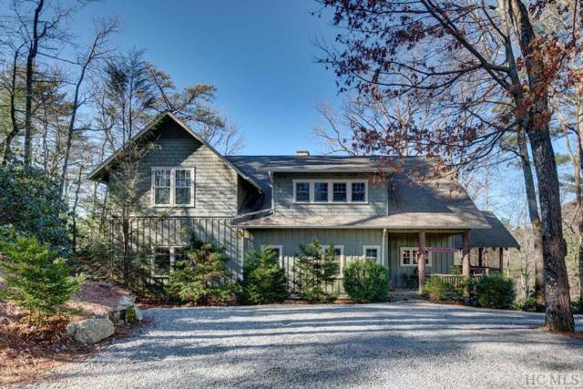 142 High Ridge Road, Cashiers, NC 28717 (MLS #90037) :: Berkshire Hathaway HomeServices Meadows Mountain Realty