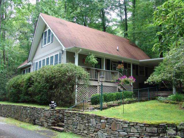 40 Toxaway Landing Drive, Lake Toxaway, NC 28747 (MLS #90118) :: Berkshire Hathaway HomeServices Meadows Mountain Realty