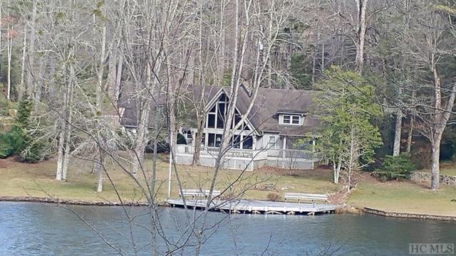 2780 West Club Blvd, Lake Toxaway, NC 28747 (MLS #90119) :: Lake Toxaway Realty Co