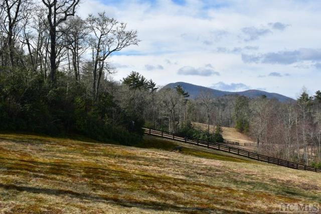 Lot 17 Lone Chimney Dr, Cashiers, NC 28717 (MLS #90136) :: Berkshire Hathaway HomeServices Meadows Mountain Realty
