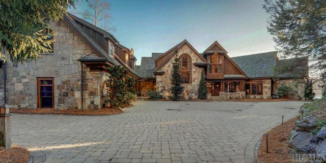 41 Chimney Point, Lake Toxaway, NC 28747 (MLS #90139) :: Lake Toxaway Realty Co