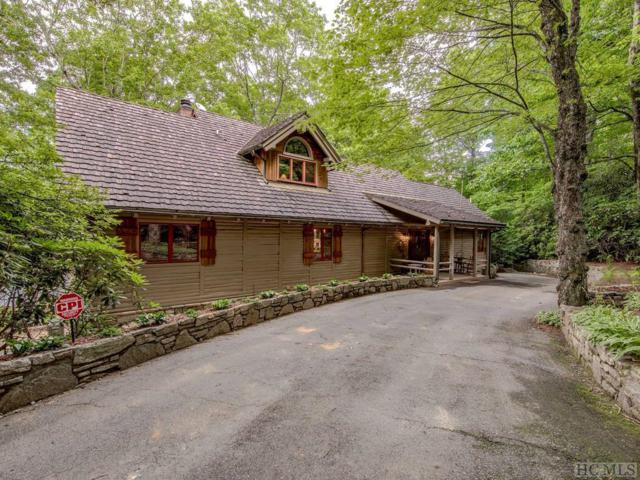 2338 West Club Blvd, Lake Toxaway, NC 28747 (MLS #90140) :: Lake Toxaway Realty Co
