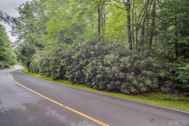 23 Cullasaja Club Drive, Highlands, NC 28741 (MLS #90166) :: Berkshire Hathaway HomeServices Meadows Mountain Realty