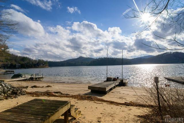 1167 Lakeside Circle Drive, Glenville, NC 28736 (MLS #90169) :: Berkshire Hathaway HomeServices Meadows Mountain Realty