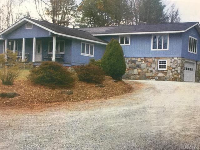 3044 Flat Creek Valley Road, Lake Toxaway, NC 28747 (MLS #90177) :: Berkshire Hathaway HomeServices Meadows Mountain Realty