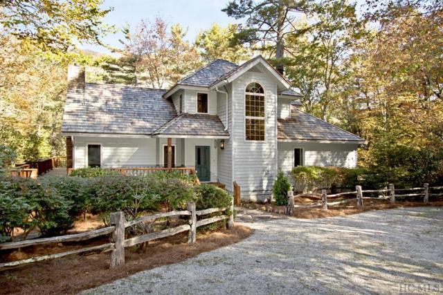 1187 Wandering Ridge Drive, Cashiers, NC 28717 (MLS #90199) :: Berkshire Hathaway HomeServices Meadows Mountain Realty
