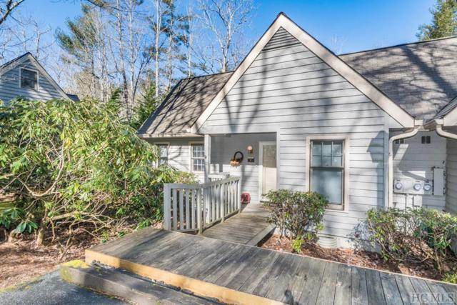 55 Chestnut Ridge Road #5, Sapphire, NC 28774 (MLS #90206) :: Berkshire Hathaway HomeServices Meadows Mountain Realty