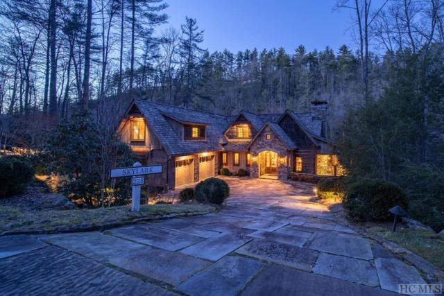 228 Gorge Trail Road, Cashiers, NC 28717 (MLS #90238) :: Berkshire Hathaway HomeServices Meadows Mountain Realty
