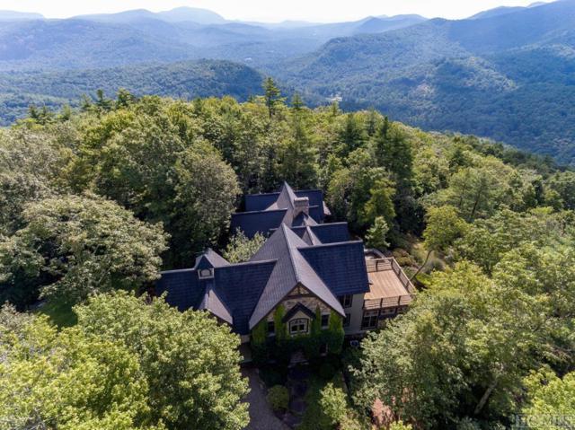 1235 Treasurewood Road, Cashiers, NC 28717 (MLS #90245) :: Berkshire Hathaway HomeServices Meadows Mountain Realty