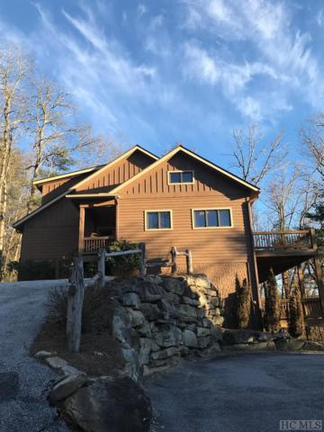 80 On The Rocks, Sapphire, NC 28774 (MLS #90250) :: Pat Allen Realty Group