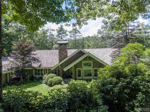 891 Cobb Road, Highlands, NC 28741 (MLS #90280) :: Berkshire Hathaway HomeServices Meadows Mountain Realty