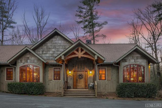 245 Chestnut Trace, Lake Toxaway, NC 28747 (MLS #90284) :: Berkshire Hathaway HomeServices Meadows Mountain Realty