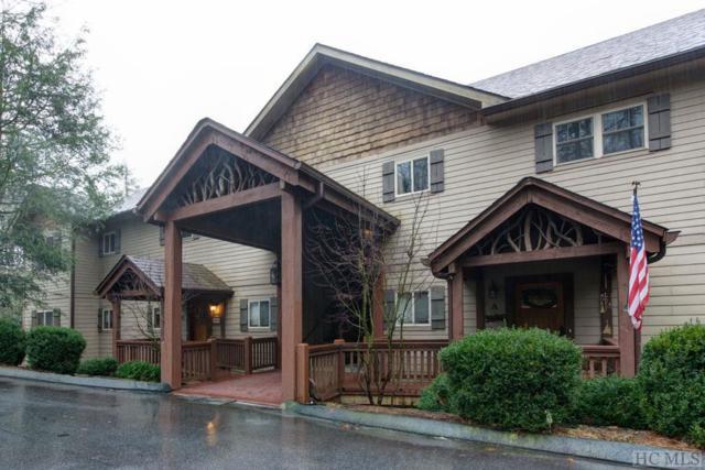 74-B Hampton Glen Lane 74-B, Sapphire, NC 28774 (MLS #90294) :: Pat Allen Realty Group
