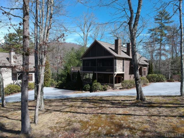 87 Cart Path, Cullowhee, NC 28723 (MLS #90296) :: Berkshire Hathaway HomeServices Meadows Mountain Realty