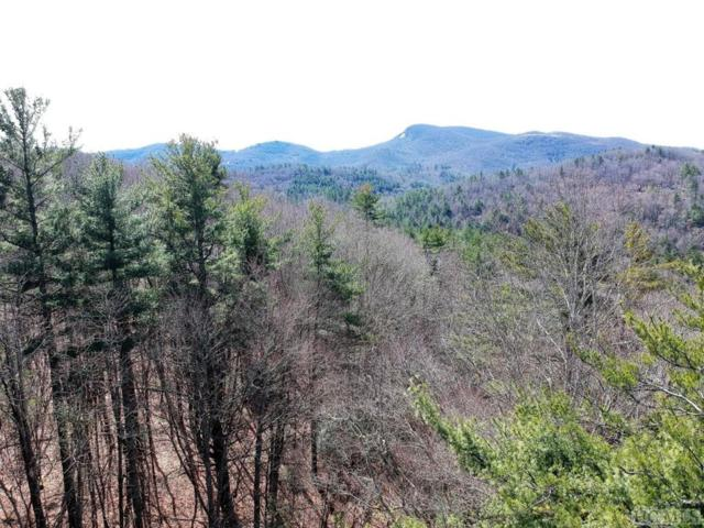 Lot 15 Hillside Path, Cullowhee, NC 23736 (MLS #90298) :: Berkshire Hathaway HomeServices Meadows Mountain Realty