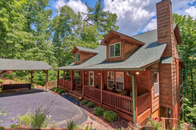 34 Linn Court, Sapphire, NC 28774 (MLS #90342) :: Berkshire Hathaway HomeServices Meadows Mountain Realty