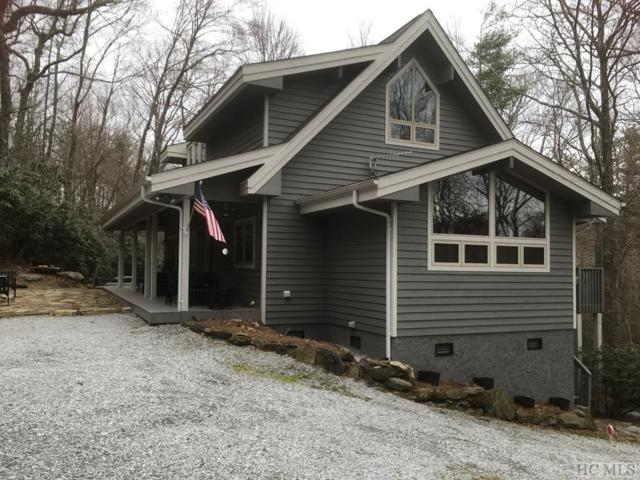 45 Moonbeam Place, Highlands, NC 28741 (MLS #90345) :: Berkshire Hathaway HomeServices Meadows Mountain Realty