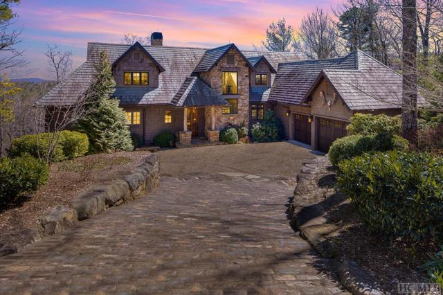 154 Homestead Drive, Lake Toxaway, NC 28747 (MLS #90357) :: Berkshire Hathaway HomeServices Meadows Mountain Realty
