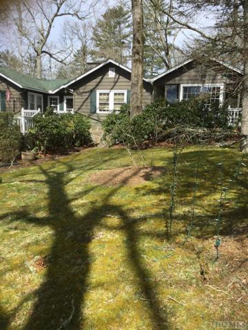 1189 Dillard Road, Highlands, NC 28741 (MLS #90370) :: Berkshire Hathaway HomeServices Meadows Mountain Realty
