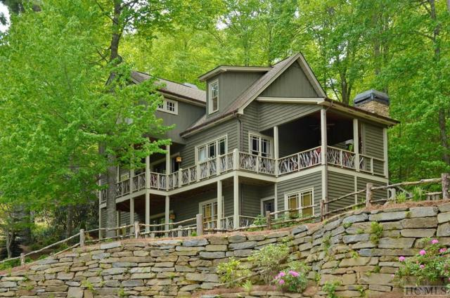 32 Rendezvous Ridge Road, Cashiers, NC 28717 (MLS #90389) :: Berkshire Hathaway HomeServices Meadows Mountain Realty