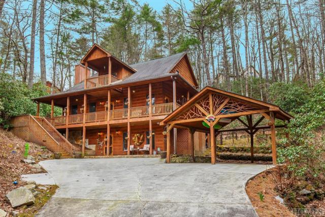 939 West Christy Trail, Sapphire, NC 28774 (MLS #90396) :: Berkshire Hathaway HomeServices Meadows Mountain Realty