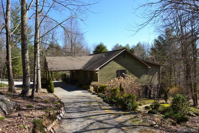 144 Weedwacker Way, Cashiers, NC 28717 (MLS #90405) :: Berkshire Hathaway HomeServices Meadows Mountain Realty