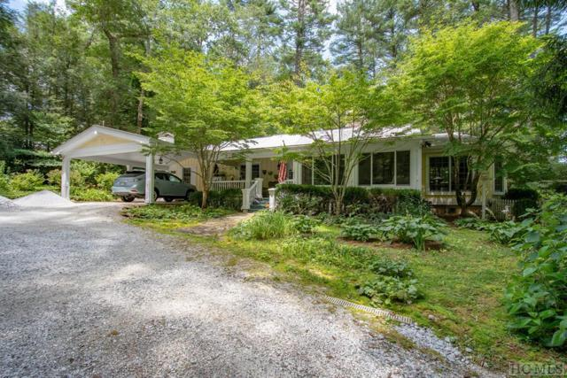 29 Potter Lane, Highlands, NC 28741 (MLS #90406) :: Berkshire Hathaway HomeServices Meadows Mountain Realty