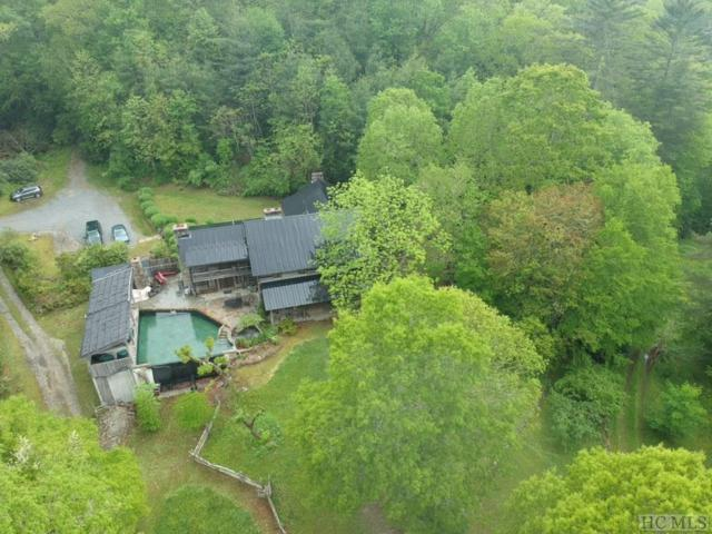1359 Flat Mountain Road, Highlands, NC 28741 (MLS #90412) :: Berkshire Hathaway HomeServices Meadows Mountain Realty