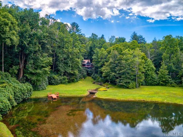 274 Racquet Club Drive, Cashiers, NC 28717 (MLS #90413) :: Berkshire Hathaway HomeServices Meadows Mountain Realty