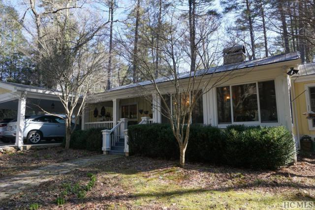 29 Potter Lane, Highlands, NC 28741 (MLS #90415) :: Berkshire Hathaway HomeServices Meadows Mountain Realty