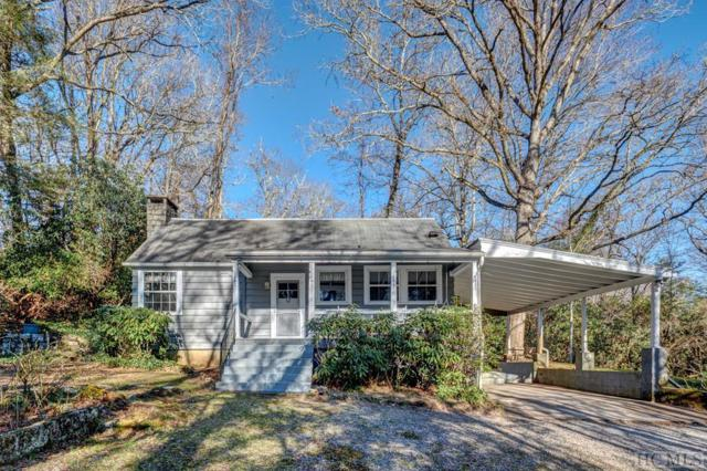 48 Holt Knob Road, Highlands, NC 28741 (MLS #90418) :: Berkshire Hathaway HomeServices Meadows Mountain Realty