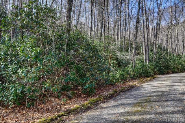 Lot 29 Hatcher Falls Road, Cullowhee, NC 28723 (MLS #90422) :: Berkshire Hathaway HomeServices Meadows Mountain Realty