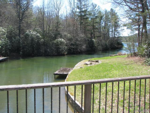 135 Island Point Road, Lake Toxaway, NC 28747 (MLS #90426) :: Berkshire Hathaway HomeServices Meadows Mountain Realty