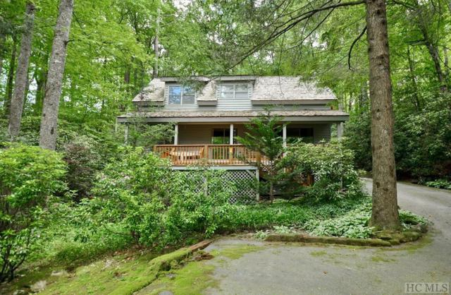 189 Racquet Club Drive, Cashiers, NC 28717 (MLS #90441) :: Berkshire Hathaway HomeServices Meadows Mountain Realty