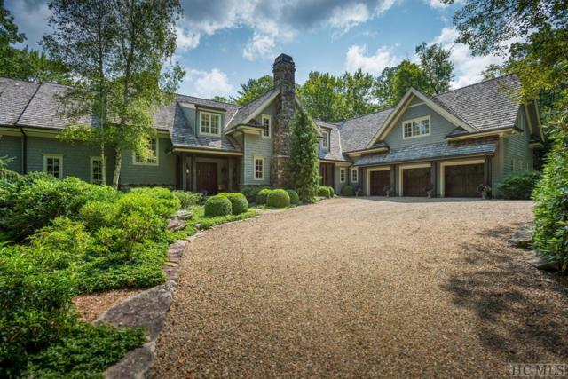 227 Sagee Woods Drive, Highlands, NC 28741 (MLS #90445) :: Berkshire Hathaway HomeServices Meadows Mountain Realty