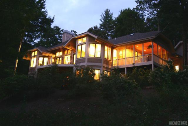 158 Seminole Way, Lake Toxaway, NC 28747 (MLS #90535) :: Berkshire Hathaway HomeServices Meadows Mountain Realty
