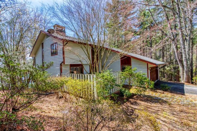 1906 Woodes Mountain Trail, Cullowhee, NC 28723 (MLS #90546) :: Berkshire Hathaway HomeServices Meadows Mountain Realty