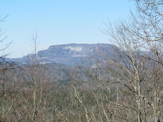 Lot 25 Whiteside Vista Lane, Sapphire, NC 28744 (MLS #90551) :: Berkshire Hathaway HomeServices Meadows Mountain Realty