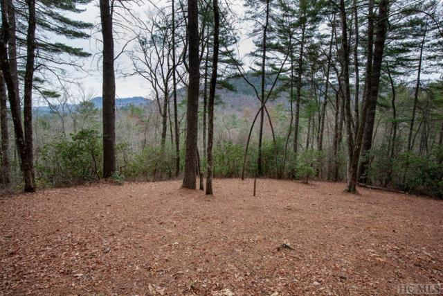 Lot 77 Long Lake Trail, Sapphire, NC 28774 (MLS #90567) :: Berkshire Hathaway HomeServices Meadows Mountain Realty