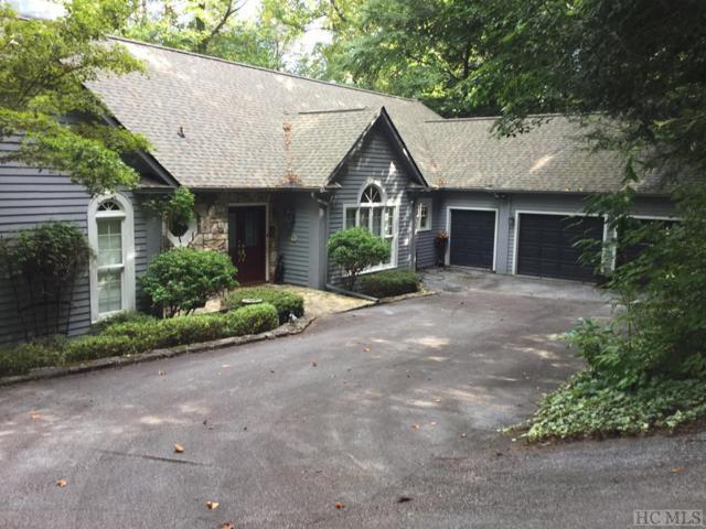 70 Rock Bridge Court, Sapphire, NC 28774 (MLS #90569) :: Berkshire Hathaway HomeServices Meadows Mountain Realty