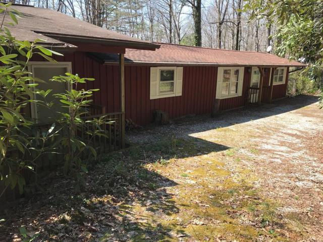 155 Bent Oak Lane, Lake Toxaway, NC 28747 (MLS #90577) :: Pat Allen Realty Group